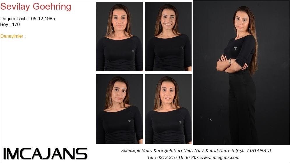Sevilay Goehring - IMC AJANS