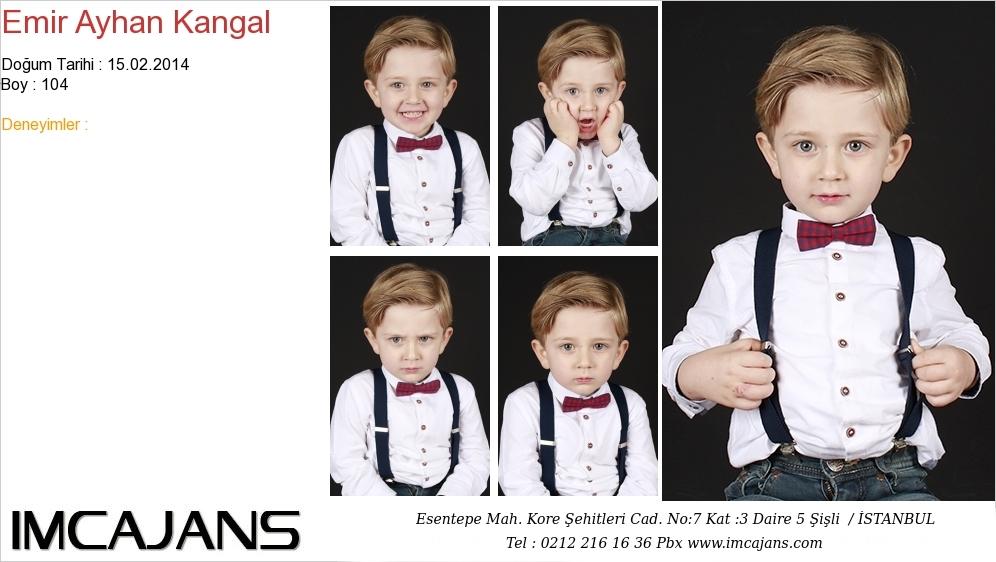 Emir Ayhan Kangal - IMC AJANS