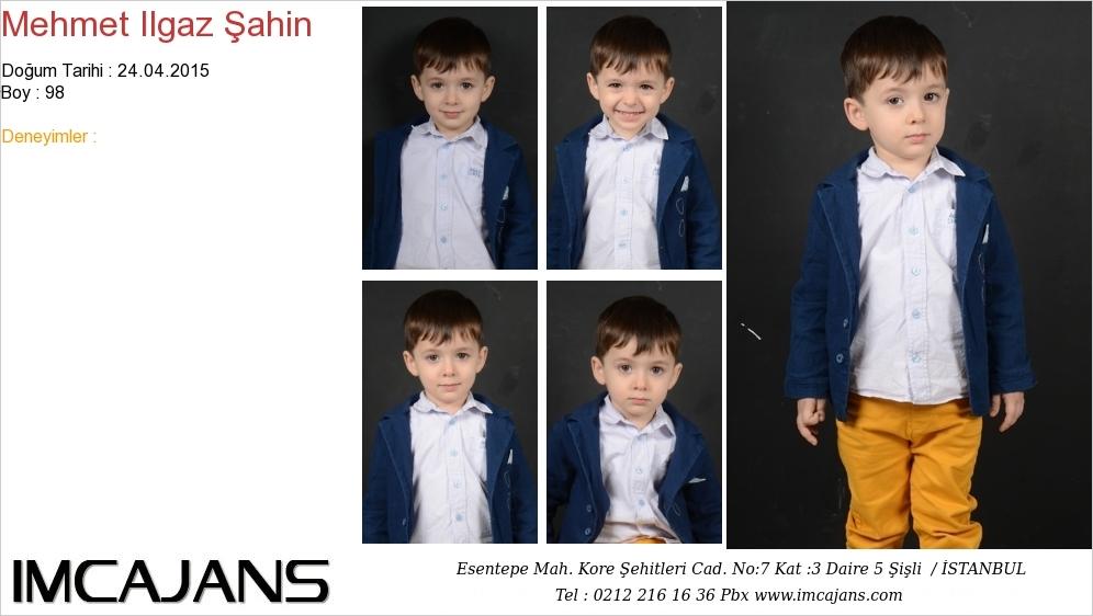 Mehmet Ilgaz Þahin - IMC AJANS