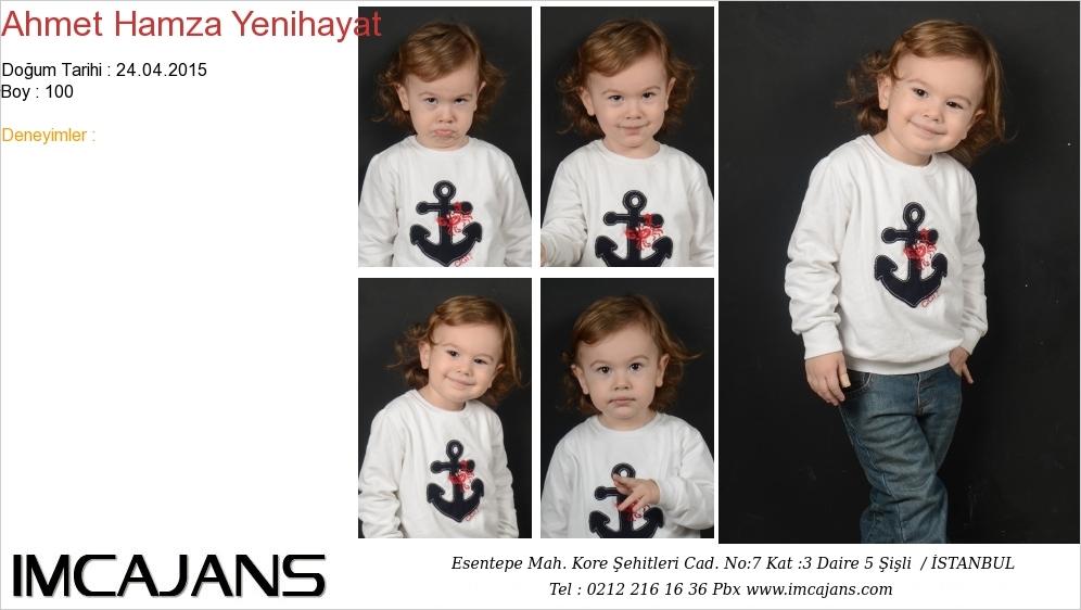 Ahmet Hamza Yenihayat - IMC AJANS