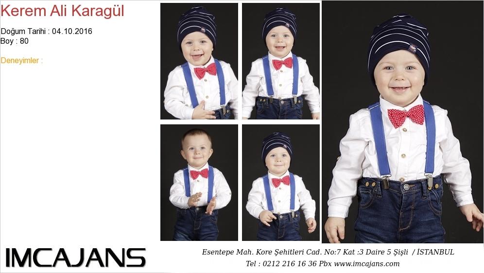 Kerem Ali Karagül - IMC AJANS