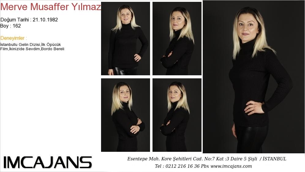 Merve Musaffer Yýlmaz - IMC AJANS