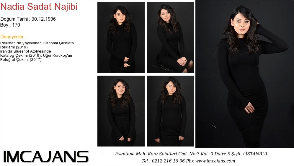 Nadia Sadat Najibi - IMC AJANS