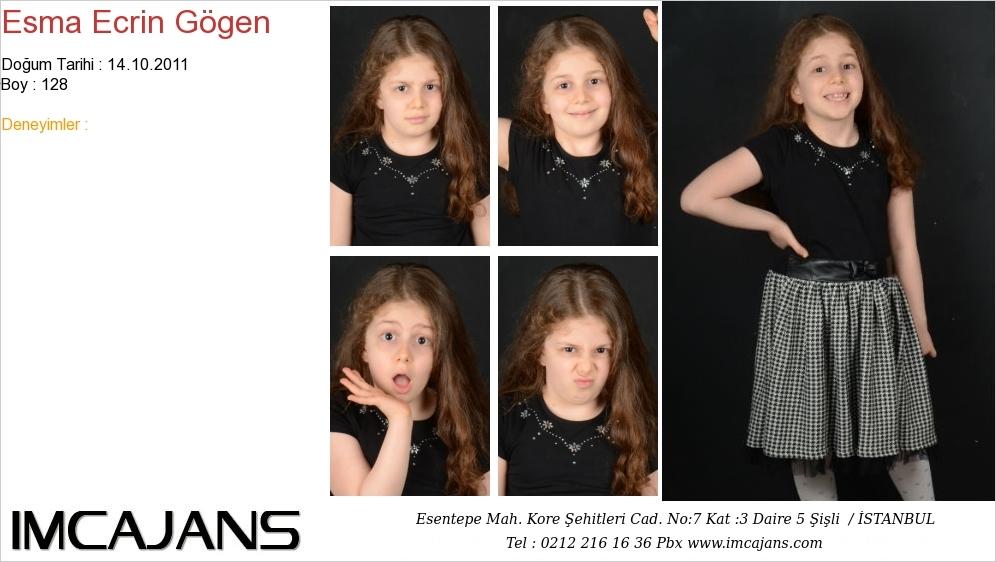 Esma Ecrin Gögen - IMC AJANS