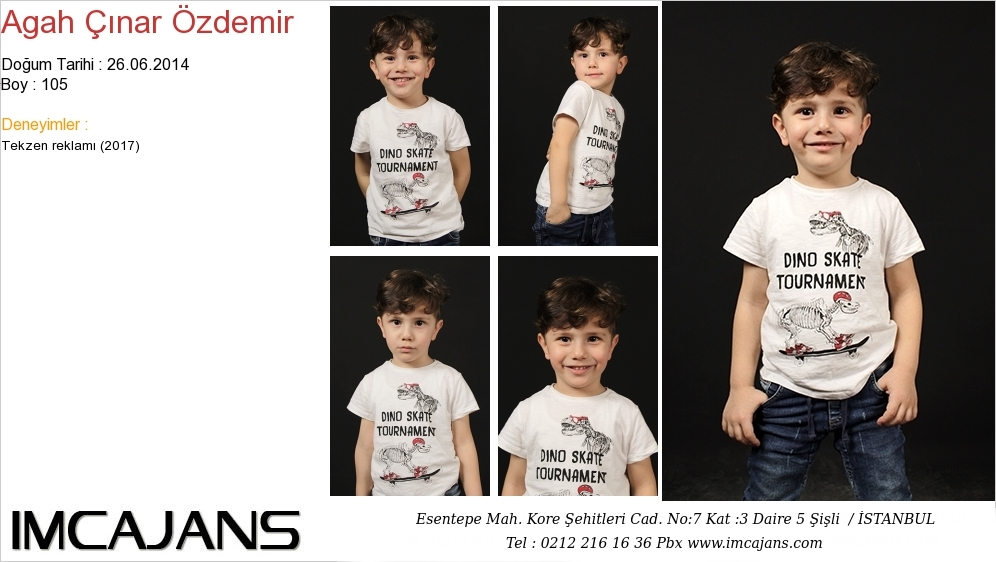 Agah Çýnar Özdemir - IMC AJANS