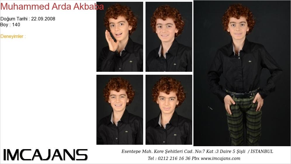 Muhammed Arda Akbaba - IMC AJANS