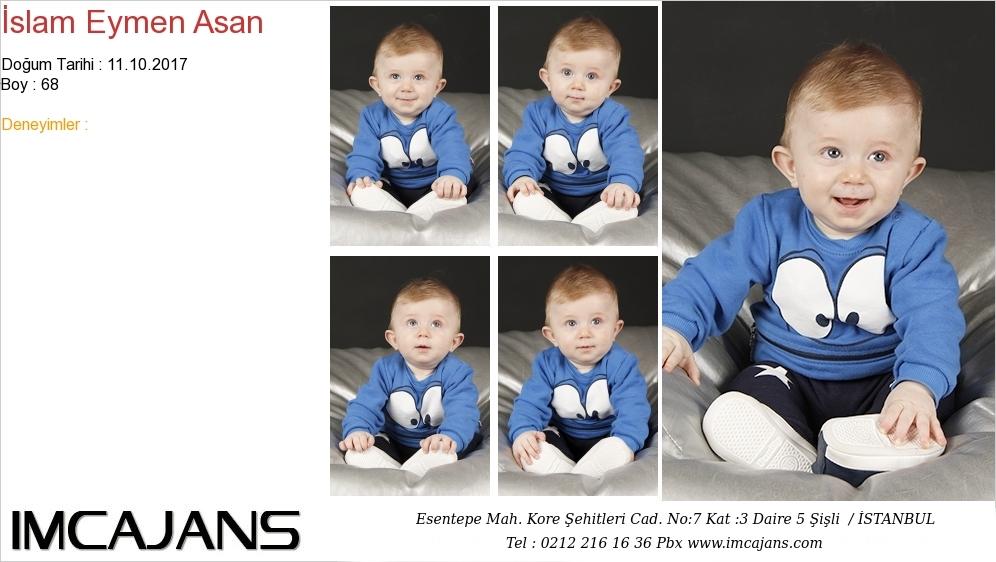 Ýslam Eymen Asan - IMC AJANS