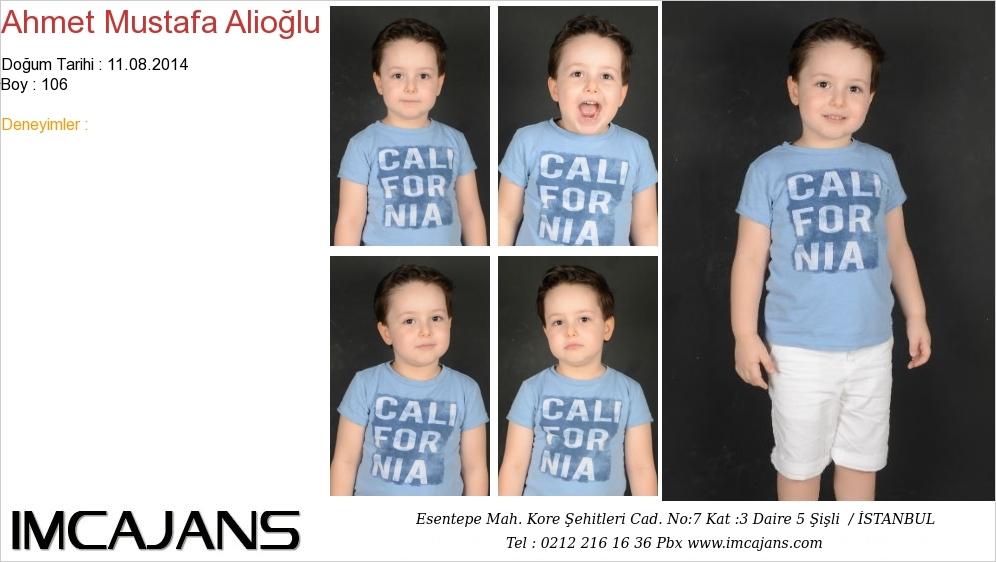 Ahmet Mustafa Alioðlu - IMC AJANS