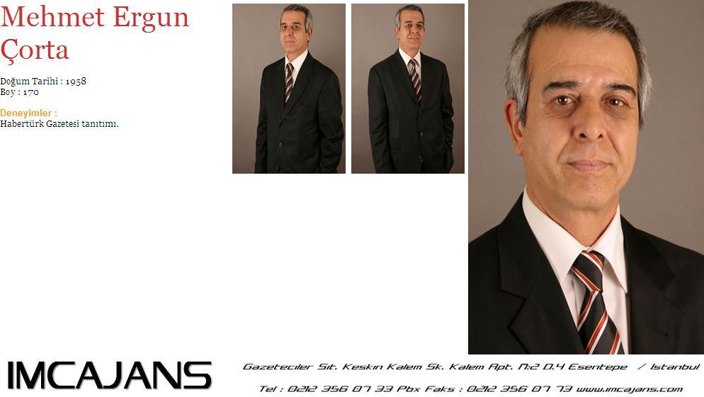 Mehmet Ergun �orta - IMC AJANS