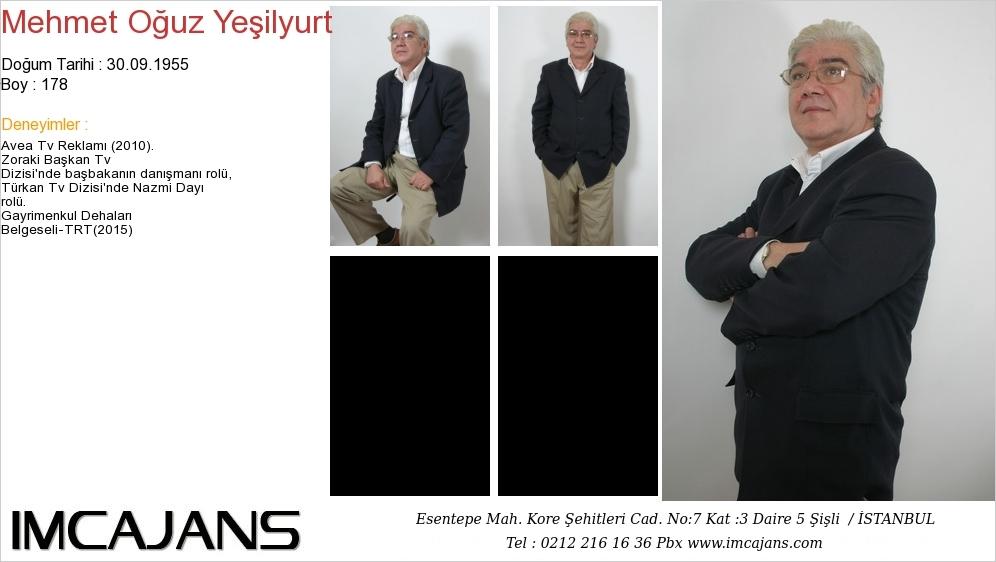 Mehmet Oðuz Yeþilyurt - IMC AJANS