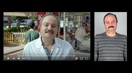 Blog - Oyuncumuz Mehmet Timur Dilsiz Beypiliç reklamýnda yer almýþtýr.