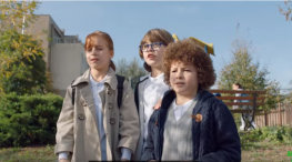 Projelerdeki Oyuncularýmýz - Garanti BBWA reklam filminde baþarýlý çocuk oyuncumuz Poyraz Süpcin rol aldý.