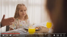 Projelerdeki Oyuncularýmýz - Mavera Comfort reklamýnda aramýza yeni katýlan oyuncumuz Almina Günaydýn yer aldý.