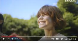 Projelerdeki Oyuncularýmýz - Defacto reklamýnda baþarýlý oyuncumuz Mustafa Emre Aydýn yer aldý