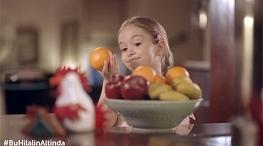 Blog - Kýzýlay Reklam Filminde Çocuk Oyuncumuz Mihrimah Cankur Rol Aldý