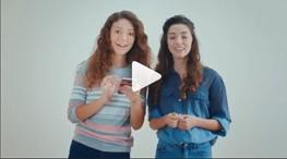 Projelerdeki Oyuncularýmýz - Letgo reklamýnda oyuncumuz Cansýn Ayvaz rol aldý