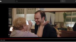 Projelerdeki Oyuncularýmýz - Meyhanedeyiz reklamýnda baþarýlý oyuncumuz Hasan Can Özkan yer aldý