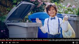 Blog - Ýþ Bankasý Dijital Kumbara Reklamýnda Çocuk Oyuncumuz Efe Özer Rol Aldý