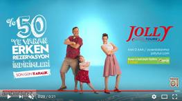 Blog - Çocuk Oyuncumuz Mihrimah Cankur, Jolly Tur ile Çýktým Tatile Reklamýnda
