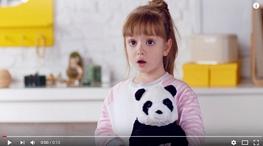 Blog - Çocuk Oyuncumuz Mihrimah Cankur, Ýkea Reklamýnda