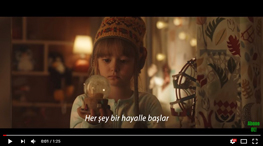 Blog - Mihrimah Cankur, Garanti Yýlbaþý Reklamýnda
