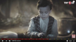 Blog - Çocuk oyuncumuz Oruçhan Baran, Mehmetçik Kut'ül-Amare dizisinde oynadý