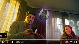 Projelerdeki Oyuncularýmýz - Oyuncumuz Beste Ýrem Akçayýr, Türk Telekom Selfie reklamýnda oynadý