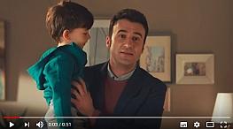 Projelerdeki Oyuncularýmýz - Çocuk oyuncumuz Emir Modanlý, Knorr reklamýnda yer aldý