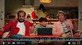 Projelerdeki Oyuncularýmýz - Vodafone Kaynana Reklamýnda Çocuk Oyuncumuz Muhammed Maþuk Koçak Yer Aldý