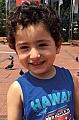 5 Yaþ Erkek Çocuk Manken - Ali Emir Yazgan